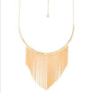 'Meg' Fringe Collar Necklace GORJANA